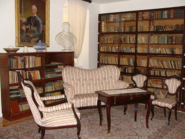Knjižnica obitelji Vitezić 00424