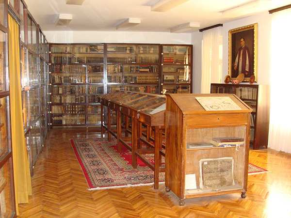 Knjižnica obitelji Vitezić 00459