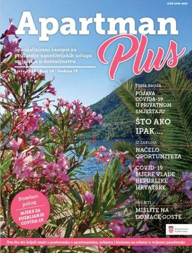 14. broj časopisa Apartman Plus