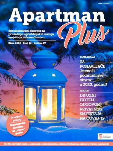 16. broj časopisa Apartman Plus