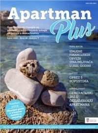 18. broj časopisa Apartman Plus