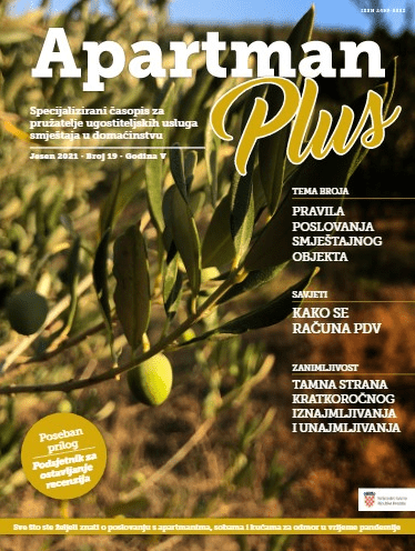 Preuzmite novi broj časopisa Apartman Plus